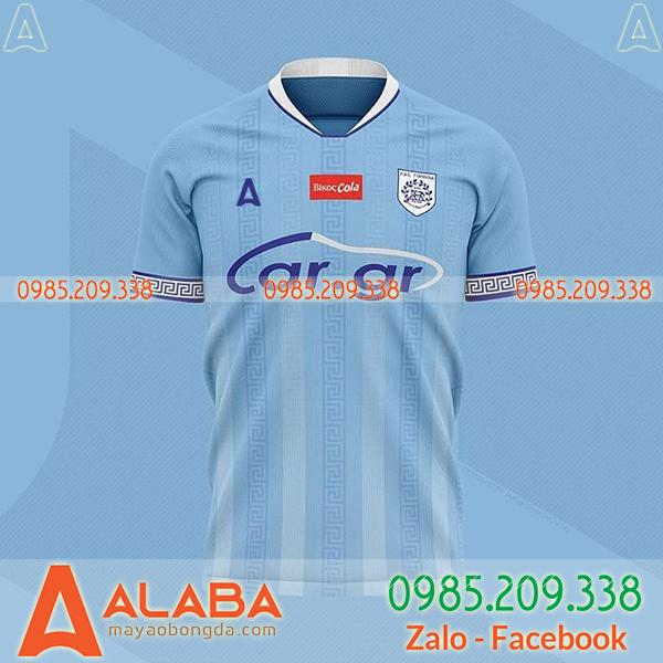 Đặt may quần áo đá bóng chất lượng - Mã ALB 093
