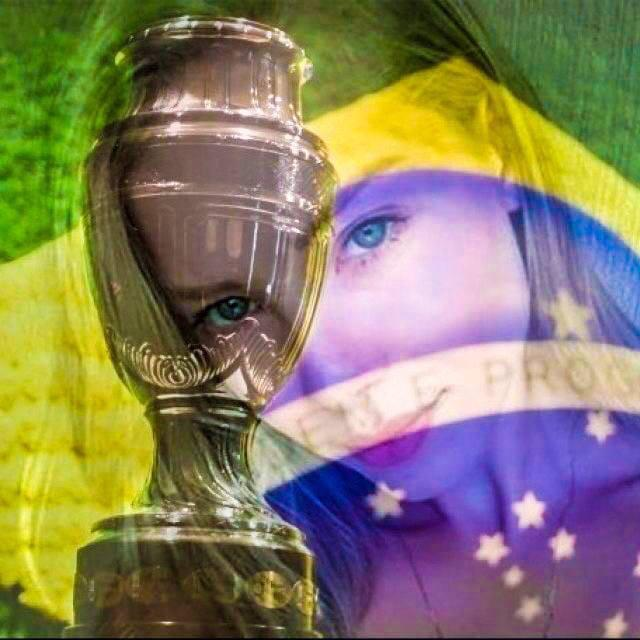 Zueira! Vitória na Copa América faz a galera agradecer a Najila pelo título