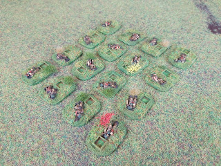 British shock markers in 15mm
