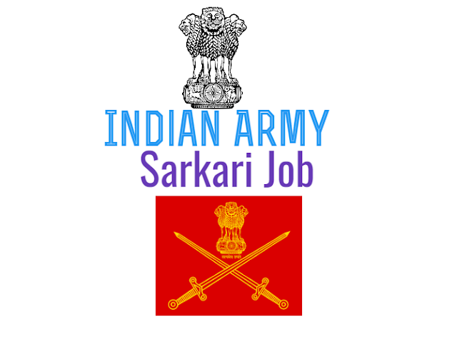 Indian Army Job 2020 Through Rally Apply Online