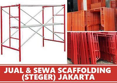 jual scaffolding Jakarta Selatan, Barat, Timur, Pusat, Utara