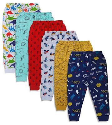 minicult Cotton Baby Pajama Pants