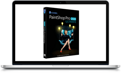 Corel PaintShop Pro Ultimate 2020 v22.0.0.112 Full Version