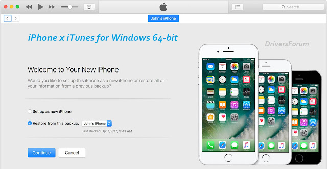 iPhone-X-iTunes-for-Windows-10-Free-Download