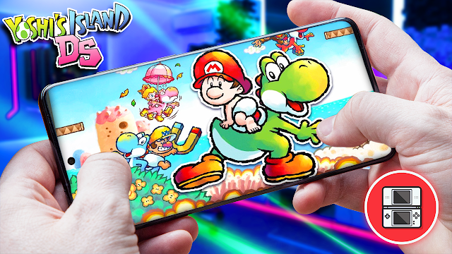 Yoshi Island DS Para Teléfonos Android (ROM NDS)