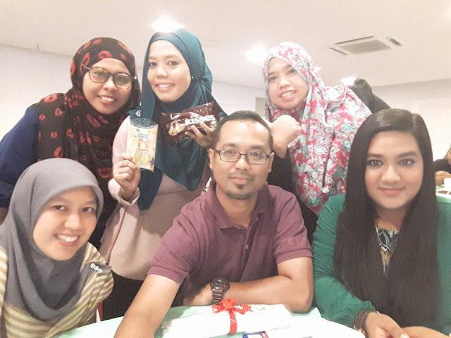 Tahniah Izarra Qistina memenangi hadiah misteri dari #projekbloggerutara