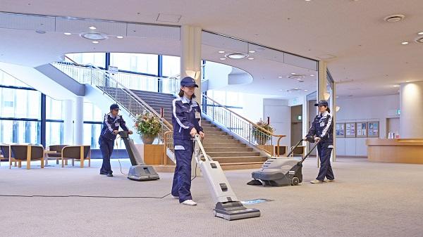 Tuyển 54 nữ làm công việc vệ sinh tòa nhà tại Aichi tháng 5 năm 2019