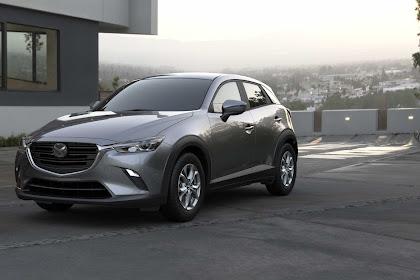 2021 Mazda CX-3 Review, Specs, Price