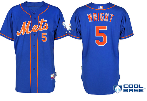 brand new 3828a 4e082 Effing Mets: Mr. Met Makes The Alternate Jersey