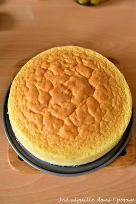 gâteau trois ingrédients