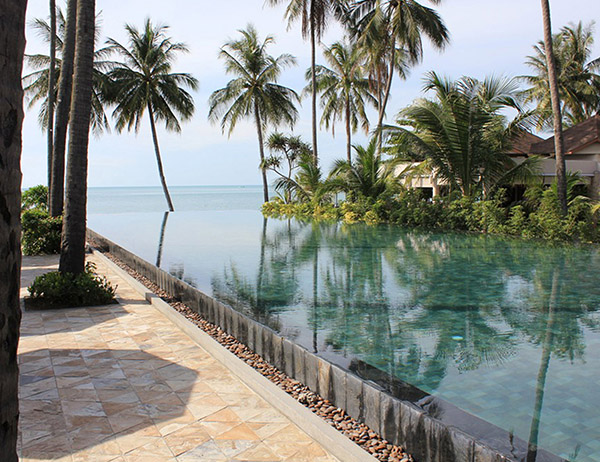 Weekender Resort at Lamai beach, Koh Samui - Thailand