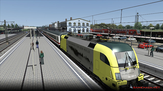Train Simulator 2016 Gameplay Screenshot 2