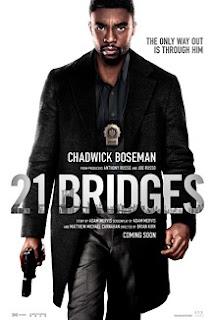 21 Bridges 2019 Full Movie DVDrip Download mp4moviez