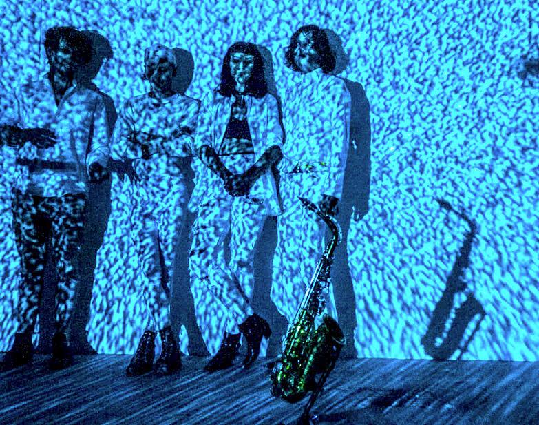 The Chain: Video Premiere: EGRETS ON ERGOT + Post-Punk