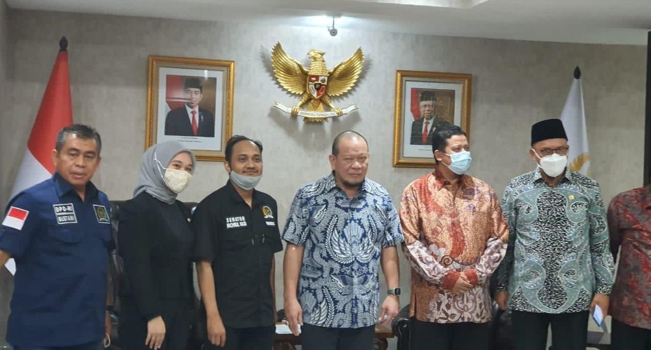 DPD RI Gelar Rapat Evaluasi dengan DKPP RI Bahas Pilkada