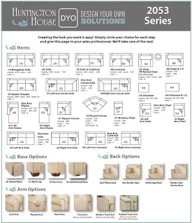 custom furniture options