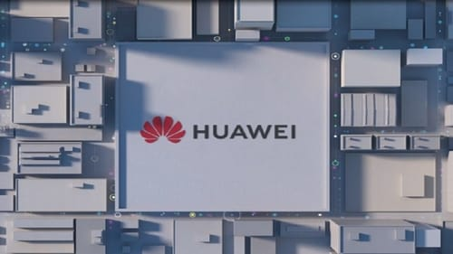 The USA allows the chips to be sold to Huawei