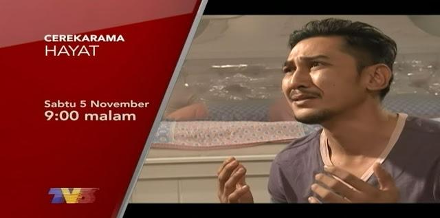 Telemovie Hayat - Cerekarama TV3 (Menyingkap Kisah Kehidupan Yang Mementingkan Harta Dan Wang Ringgit)