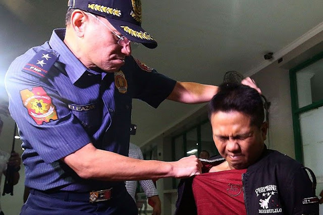 Police chief outrage against the 'kotong cop' favors the President
