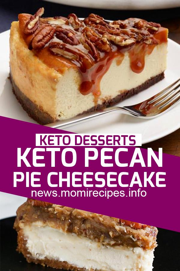 Keto pecan pie cheesecake | keto recipes, keto desserts recipes, keto recipes desserts, keto sweets, keto recipes easy desserts, keto recipes ketogenic desserts, keto recipes dessert easy, keto dessert recipes easy, easy keto dessert recipes, low carb keto desserts, keto desserts easy low carb, keto christmas desserts, keto cake, keto friendly desserts, keto deserts, keto diet recipes desserts, keto diet dessert recipes, keto dessert recipes chocolate. #ketopecan #piecheesecake #ketodesserts #ketorecipes