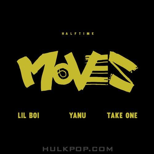 lIlBOI, YANU, TakeOne – MOVES – Single