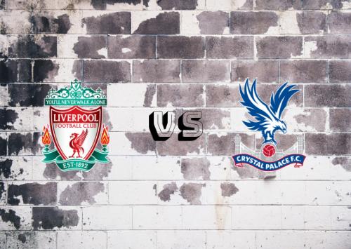Liverpool vs Crystal Palace  Resumen y Partido Completo
