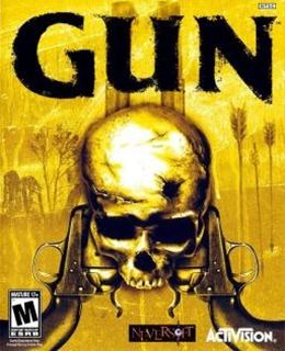 Gun PC Game Box