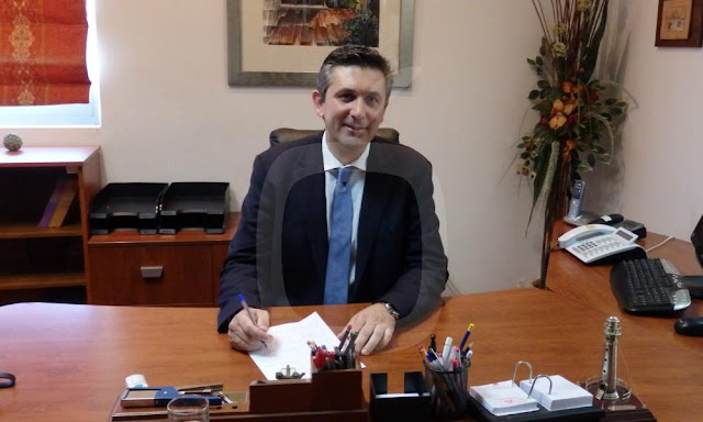 Ο Δήμαρχος Αρταίων θέτει επίσημα το ζήτημα του κόστους μεταφοράς των απορριμμάτων στον Φορέα Διαχείρισης