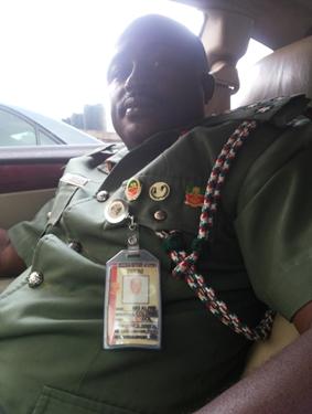 boko haram member fake soldier bauchi