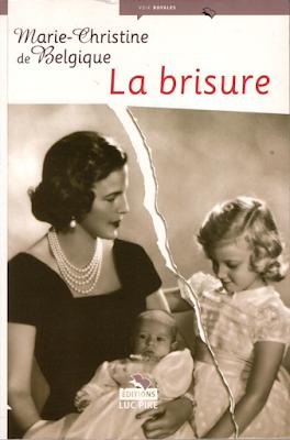 La Brisure - Marie-Christine de Belgique - Luc Pire Délire de Lire Ciney