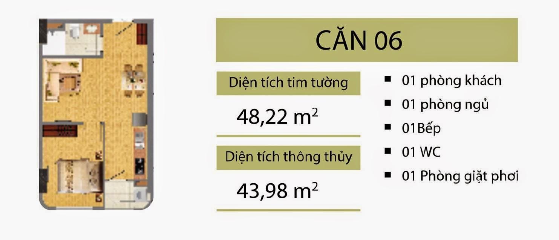 Căn 48,22 m2
