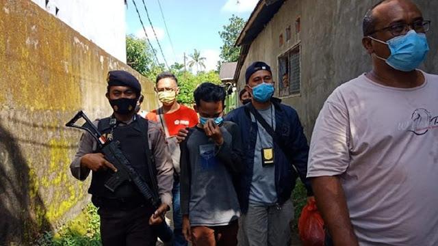 Pembuat Hoax Jaksa Terima Suap Sidang HR5 Ditangkap di Takalar Sulsel!