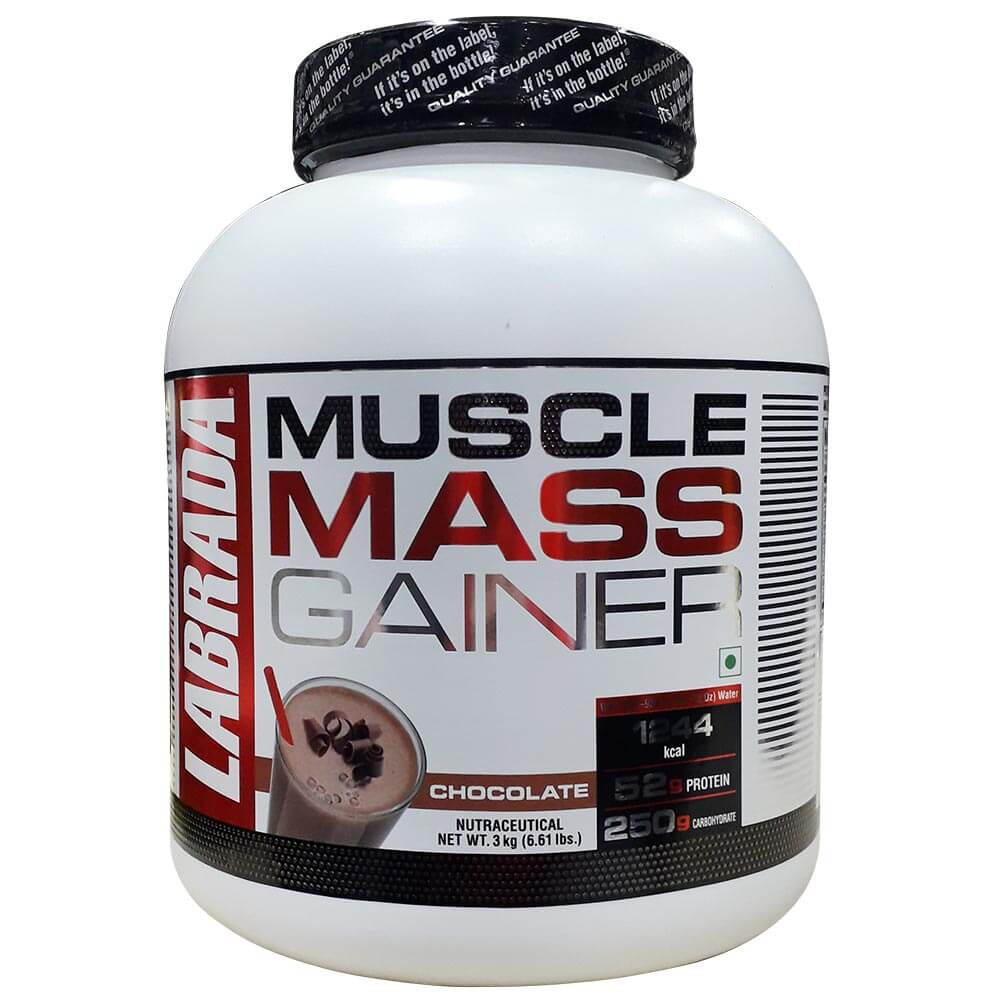 Labrada Muscle Mass Gainer, 6.61 lb