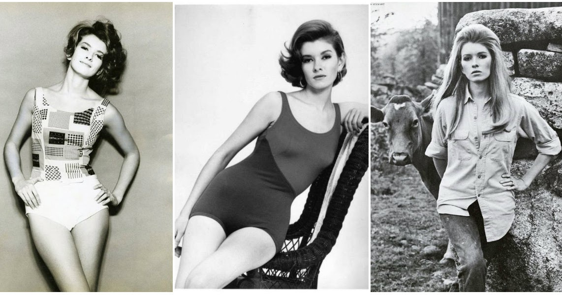 20 Gorgeous Vintage Photos Of A Young Martha Stewart From