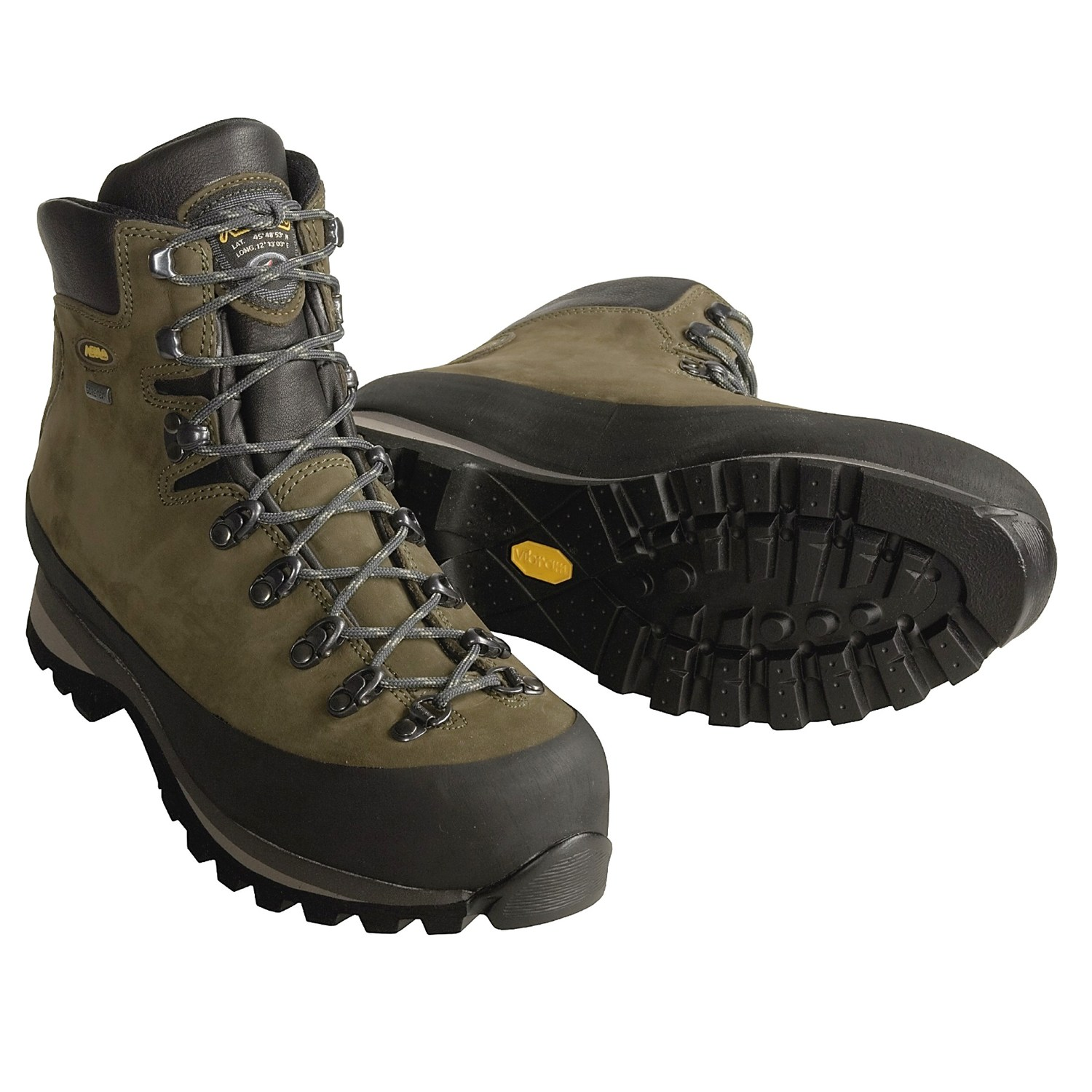 Musing In The Desert Gear Review Asolo Sasslong Hiking