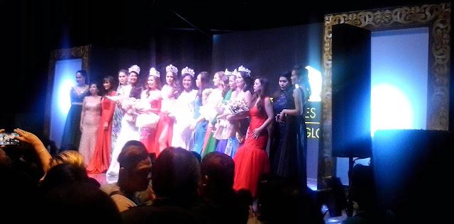 Mrs. Philippines Globe 2016 Winners