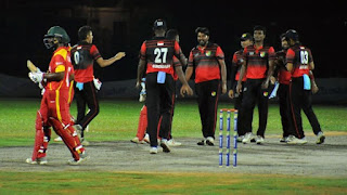 Singapore vs Zimbabwe 3rd Match T20 Tri-Series 2019 Highlights