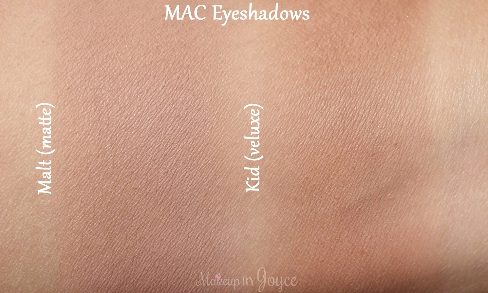 Makeupbyjoyce Swatches Mac Vibe Tribe Brooke Candy