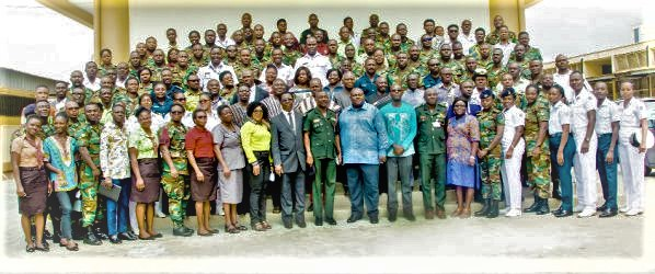 Armed Forces School strikes affiliation with Accra Technical University