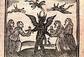Representación de demonios y fantasmas en Latinoamérica.