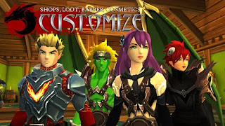 AdventureQuest 3D MMO RPG apk mod