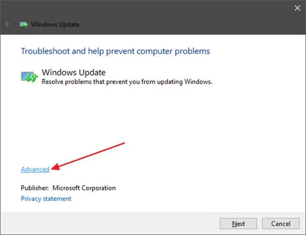 Mengatasi Install Update Windows 10 Yang Macet