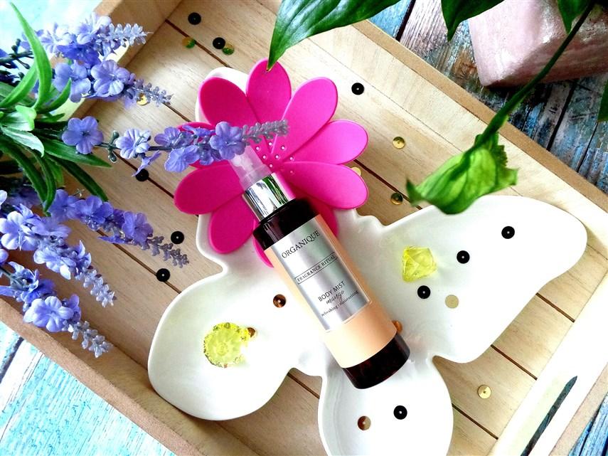 zdjęcie mgiełki mango Organique