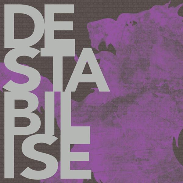 Enter Shikari - Destabilise - Single Cover