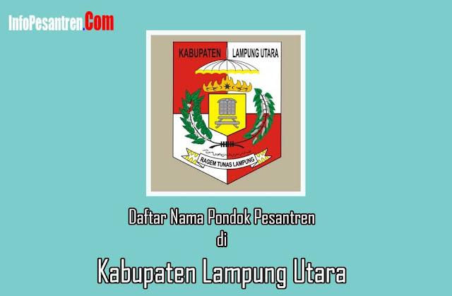 Pondok Pesantren di Kabupaten Lampung Utara