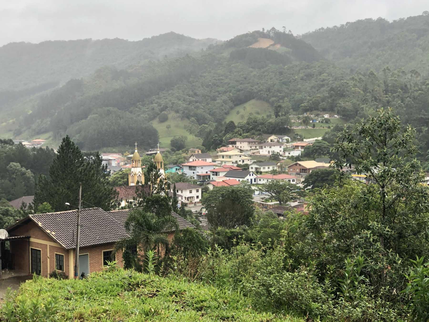 Vista Angelina - Santa Catarina