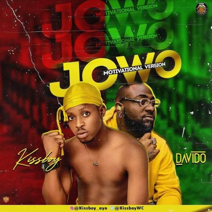 Kissboy ❌ Davido — Jowo (Cover)