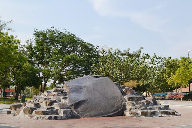 Parque Piedra Lisa, Colima