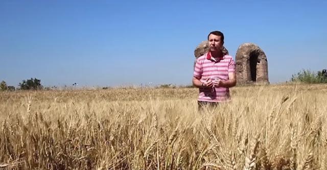 "David Soares gravou clipe ""Templo do Senhor"" na Ilha de Malta"