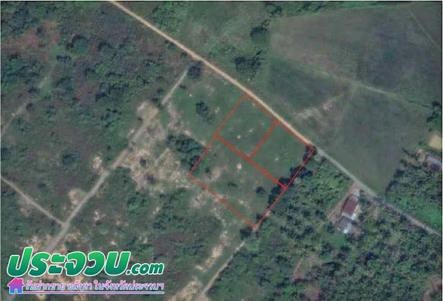 ขายที่ดิน กุยบุรี ประจวบ 4 ไร่ 16 วา ห่างจาก ถนนเพชรเกษม 200 ม. ใกล้ตัวเมืองกุยบุรี